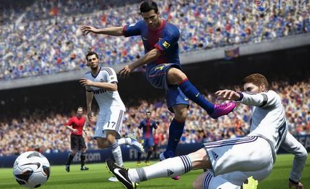 FIFA 14 по-реална от всякога (снимки)