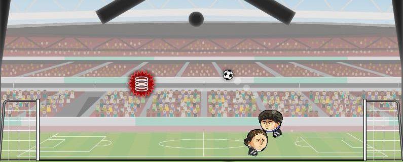 """""""Sports Heads"""": Кретенската игра, която зарибява"""