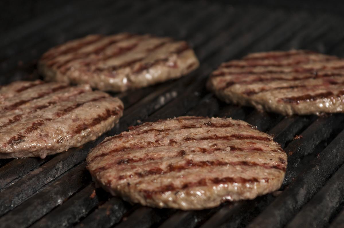Само за гладни: Чудовищен бургер