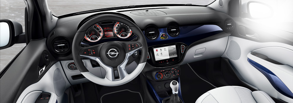 Opel с престижна награда за интериор