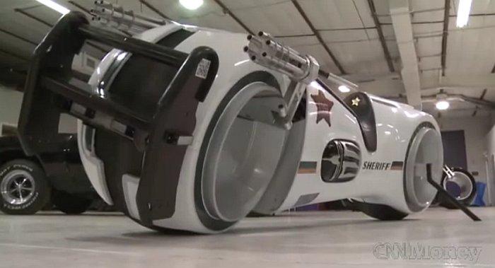 """$70 000 за мотор като от филма """"Трон"""""""