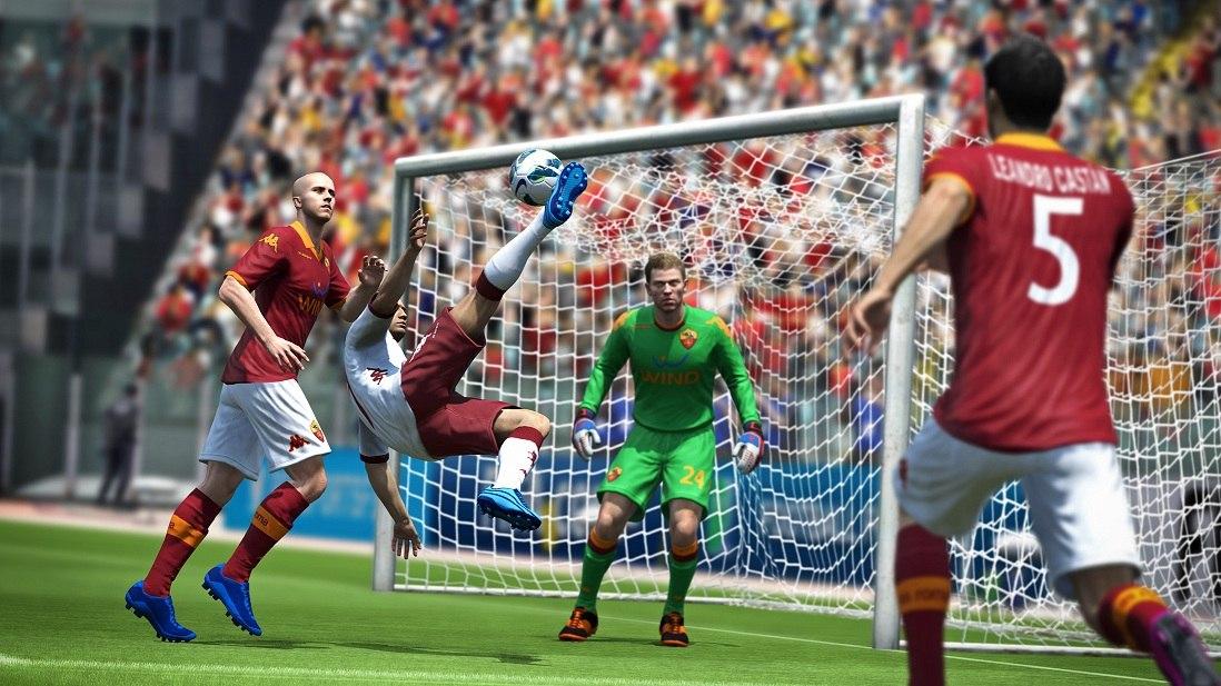 Най-яките голове на FIFA 13 през седмицата – част 2 (ВИДЕО)