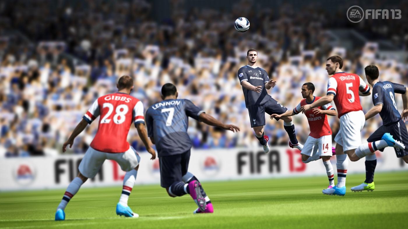 Най-яките голове на FIFA 13 през седмицата – част 3 (ВИДЕО)