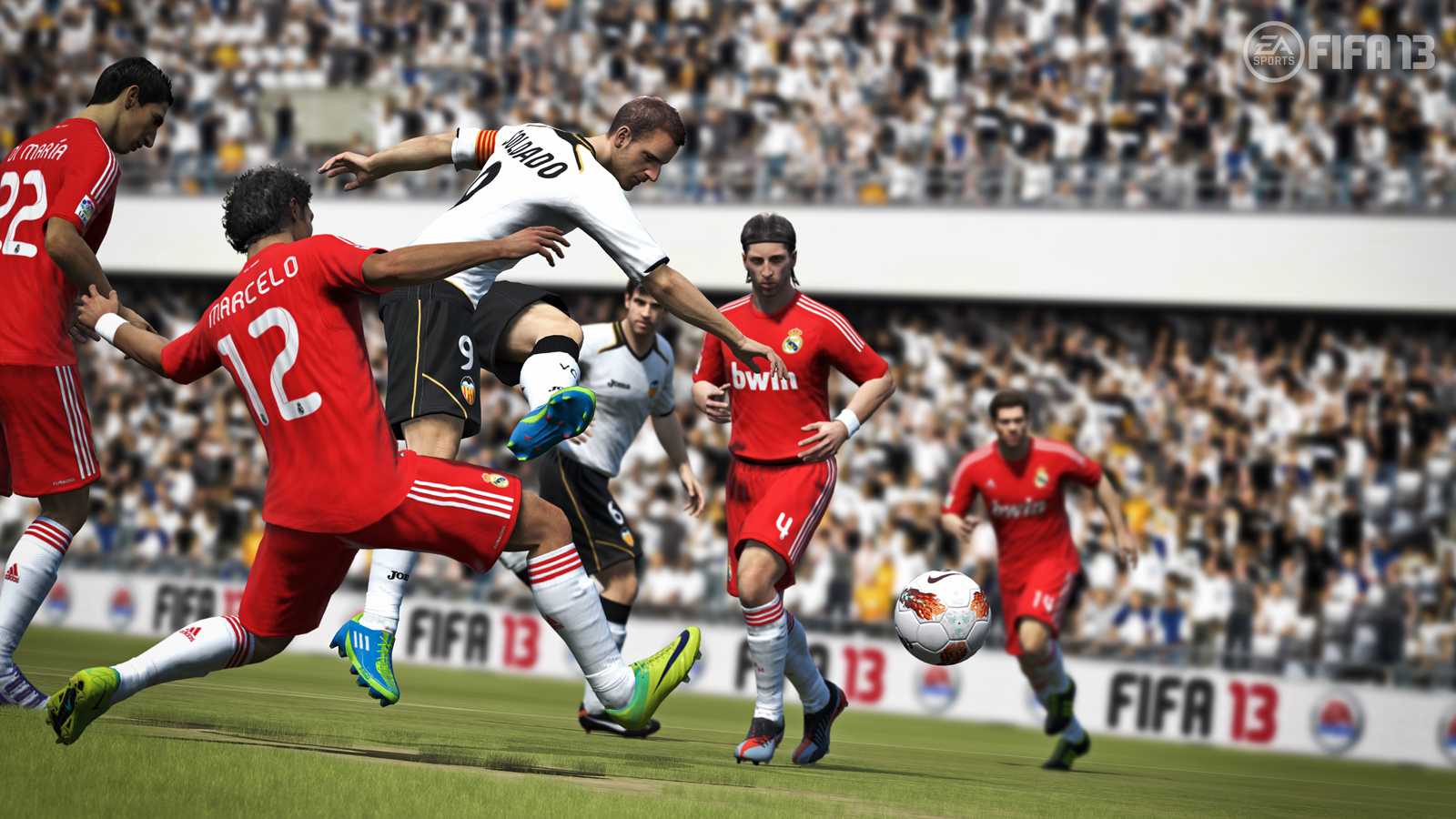 Най-яките голове на FIFA 13 през седмицата – част 4 (ВИДЕО)