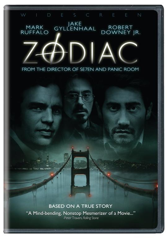 Zodiac DVD