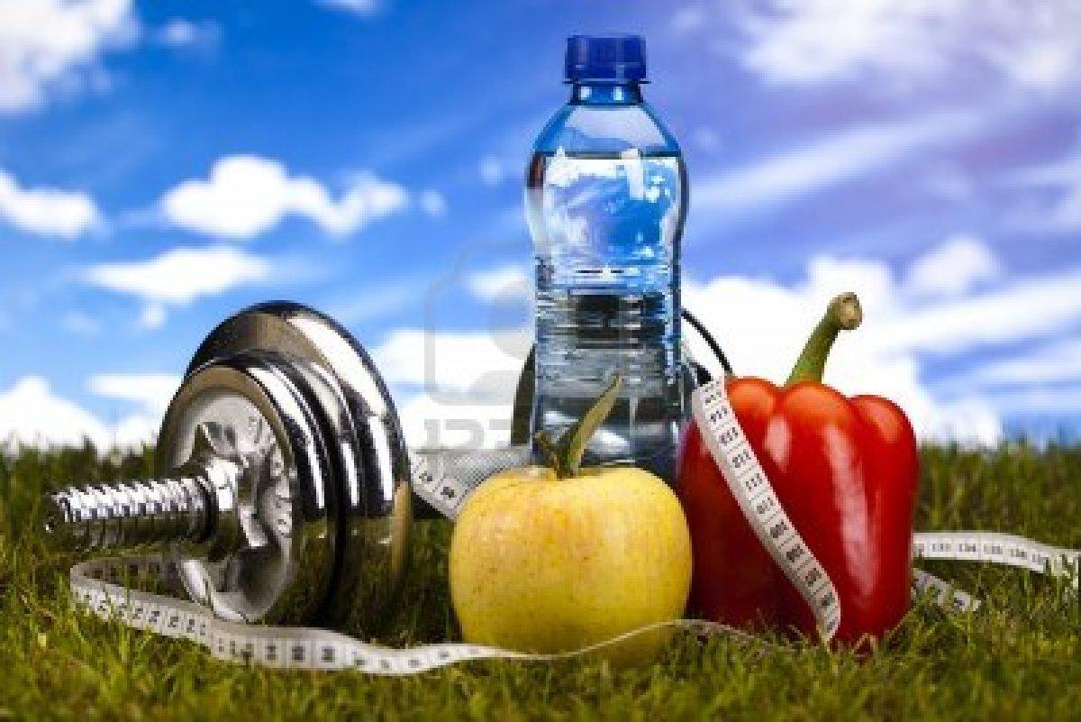 Фитнес: Зареди хладилника с продукти за покачване на маса