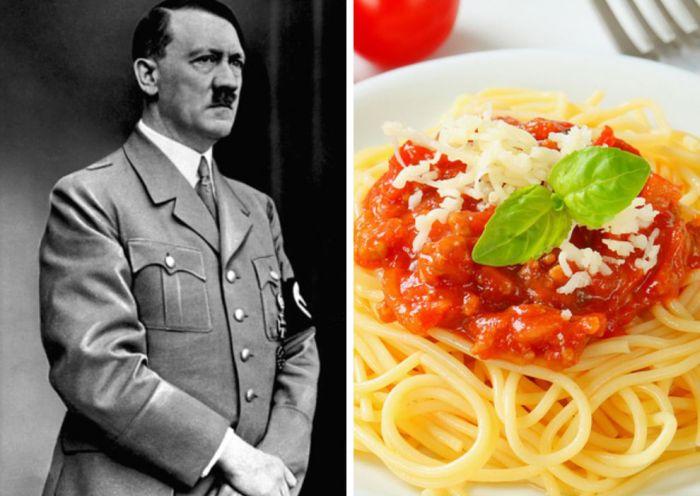 Последните храни на известните личности