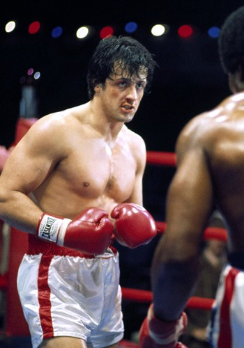 """Режисьорът на филма Джон Ейвилдсън никога не е гледал боксов мач преди снимките на """"Роки""""."""
