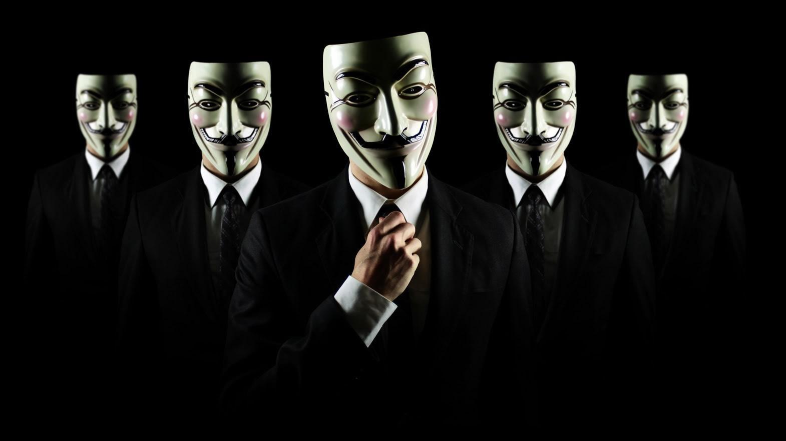 Анонимните хакнаха 104 хил. федерални служители в САЩ
