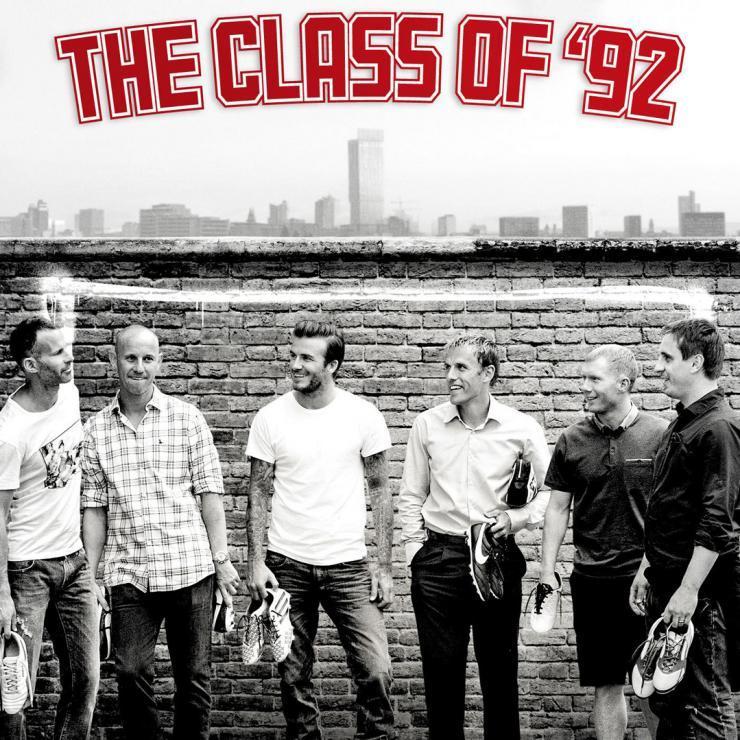 """""""Випуск 92"""" разкрива тайната на успеха в Юнайтед"""