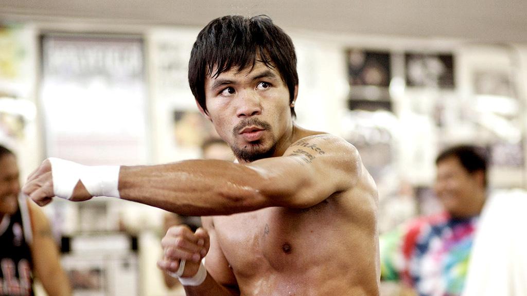 Пакиао забрави за хазарта и пиенето в името на бокса