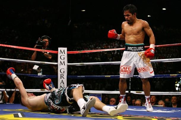 Manny Pacquiao v Ricky Hatton