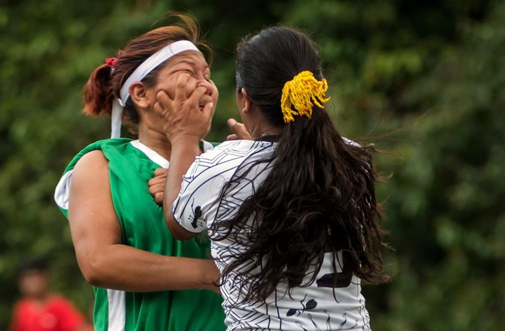 Пеладао – футболният турнир в Бразилия. Има и манекенки (СНИМКИ)