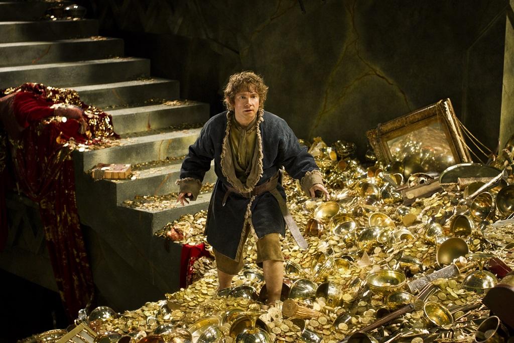 """Близо 500 000 лв. приходи от прожекцията на """"Хобит: Пущинакът на Смог"""" у нас"""