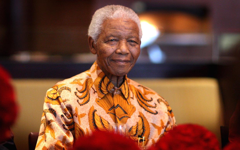 Неща, които не знаеш за Нелсон Мандела
