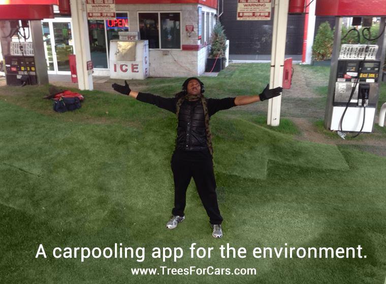 Бездомник създаде приложение за смартфон
