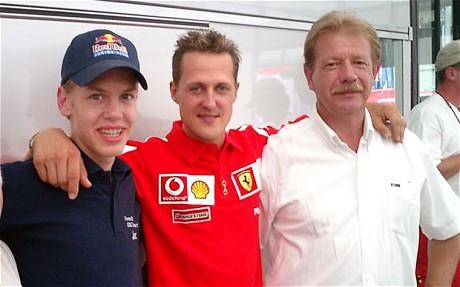 Откривателят на Шумахер и Фетел: Себастиан може да мине Михаел