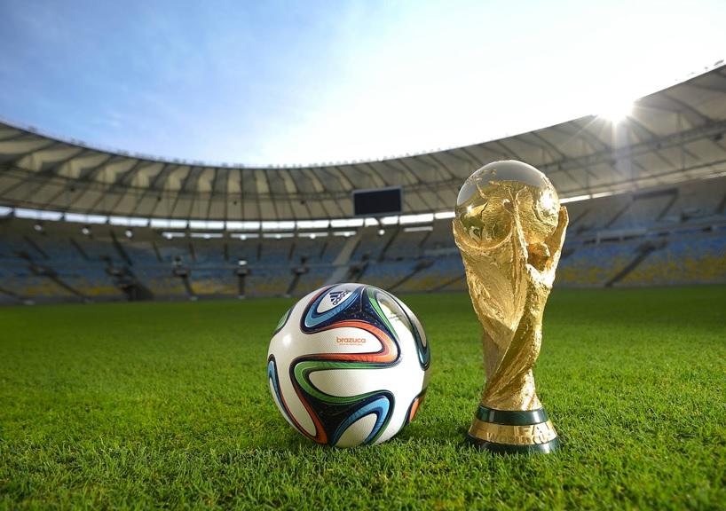 Официалната топка за Световното първенство (УНИКАЛНИ СНИМКИ)