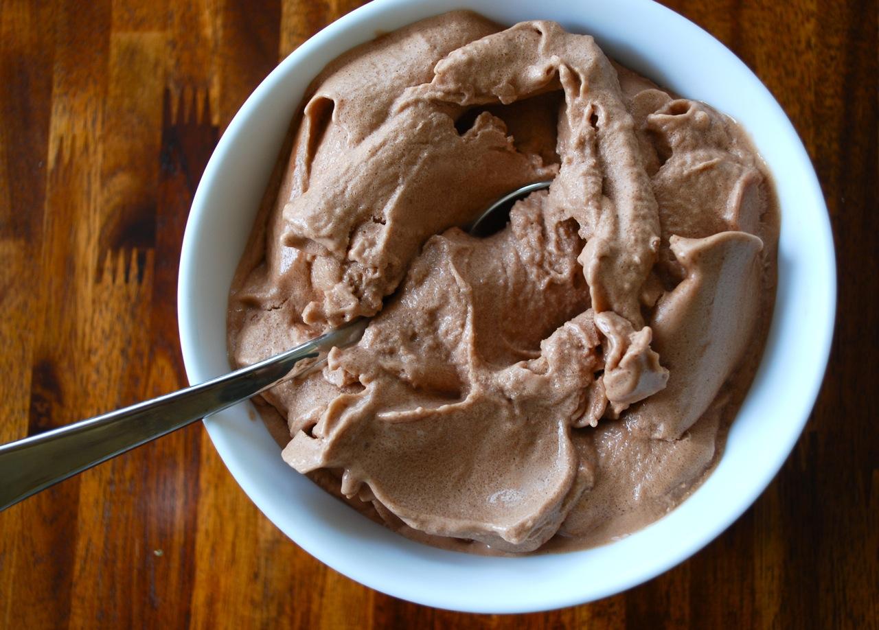 Много вкусен протеинов сладолед