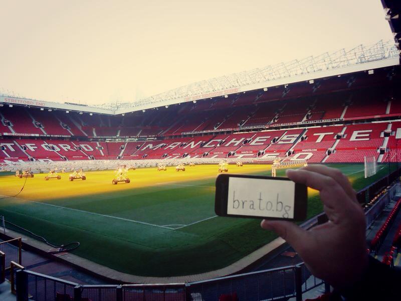 Бербатов и още причини да обичаш Юнайтед! (ВИДЕО)