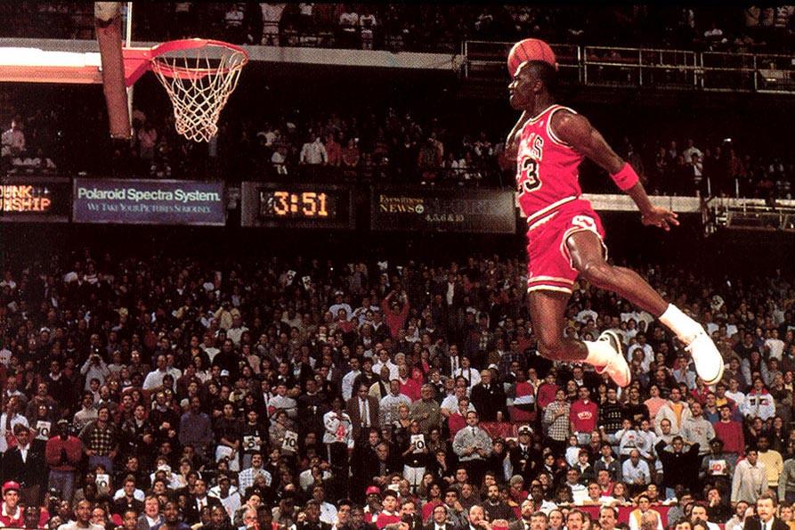 Мотивиращо: Майкъл Джордан успя, защото не се страхува от провала