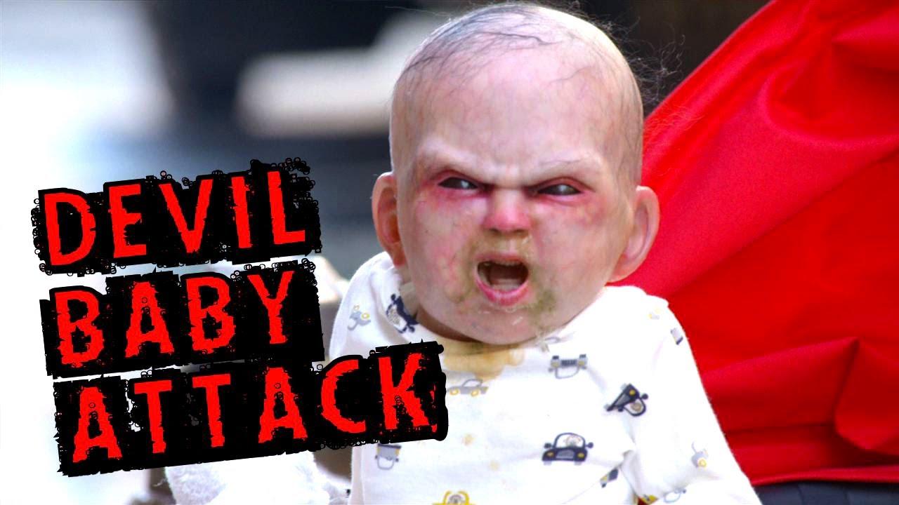 Атаката на дяволското бебе (СКРИТА КАМЕРА)