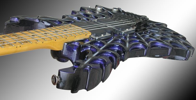 Яко жица. Това са най-яките китари, които сме виждали, брато (СНИМКИ)
