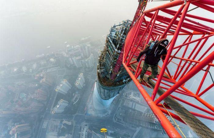 Снимки и видео от 632 метра