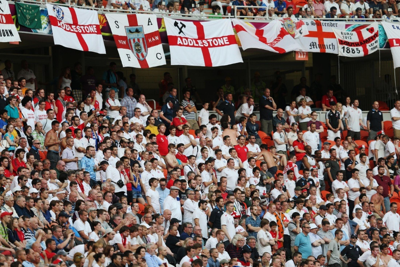 France v England - Group D- UEFA EURO 2012-873648