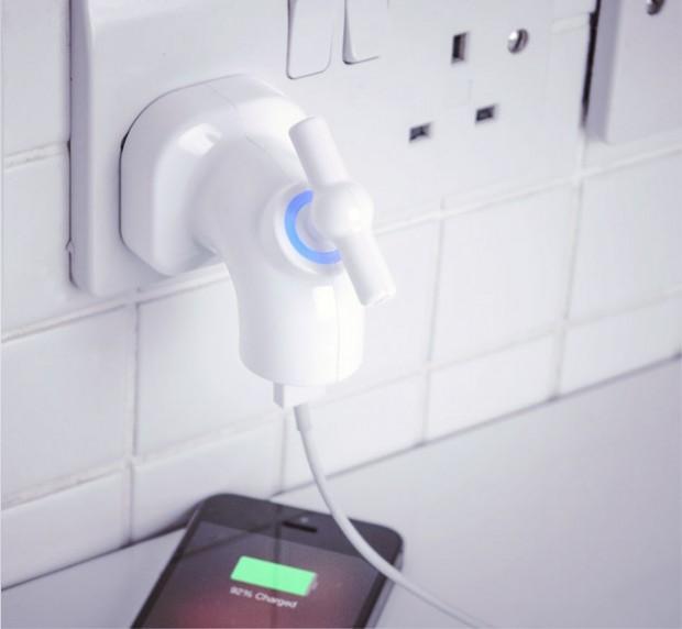 Позволи на тока да тече по кранчето