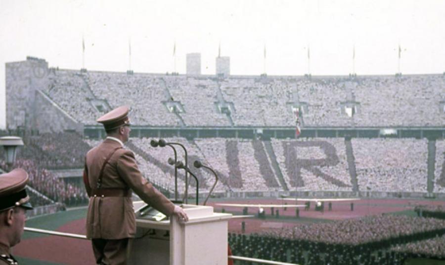 400-хилядният стадион на Третия райх