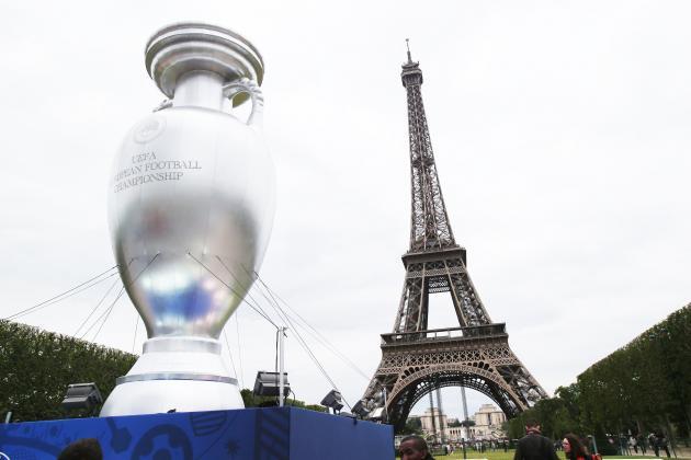 Най-красивите голове от Европейското във Франция (ВИДЕО)