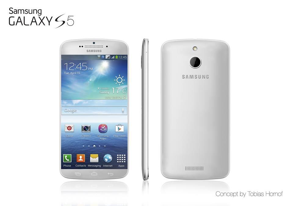 Samsung Galaxy S5 в аванс