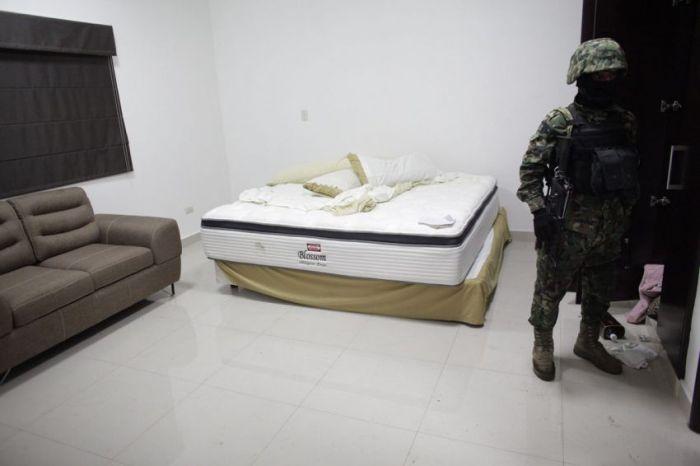 Тайният тунел на наркобоса Ел Чапо (СНИМКИ)