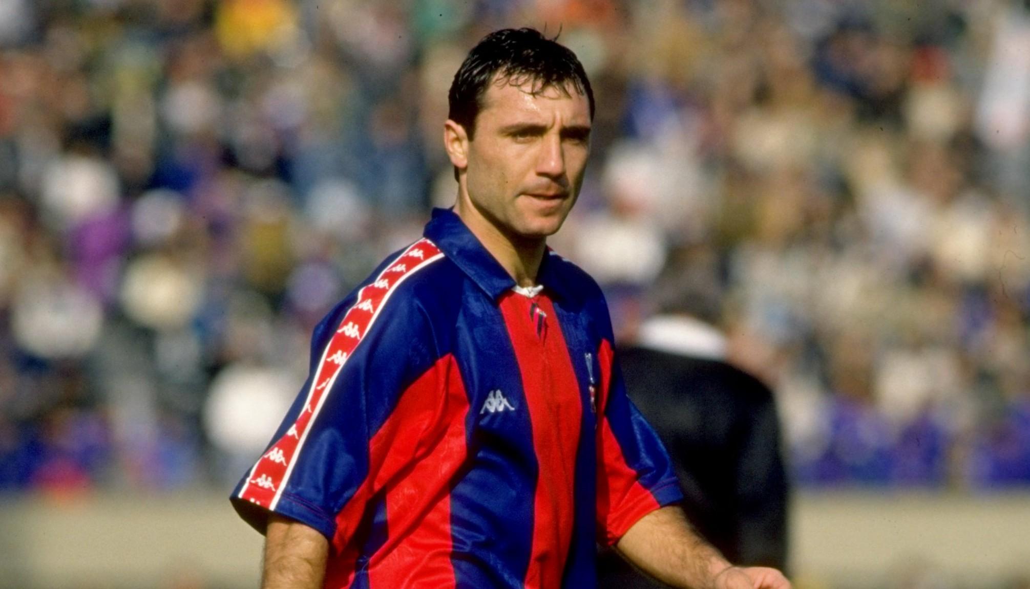 """Стоичков се връща в игра за """"Барса"""" на """"Олд Трафорд"""""""