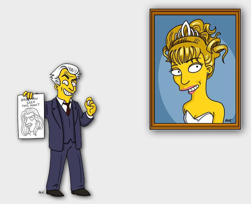 Героите от Туин Пийкс в Семейство Симпсън (СНИМКИ)