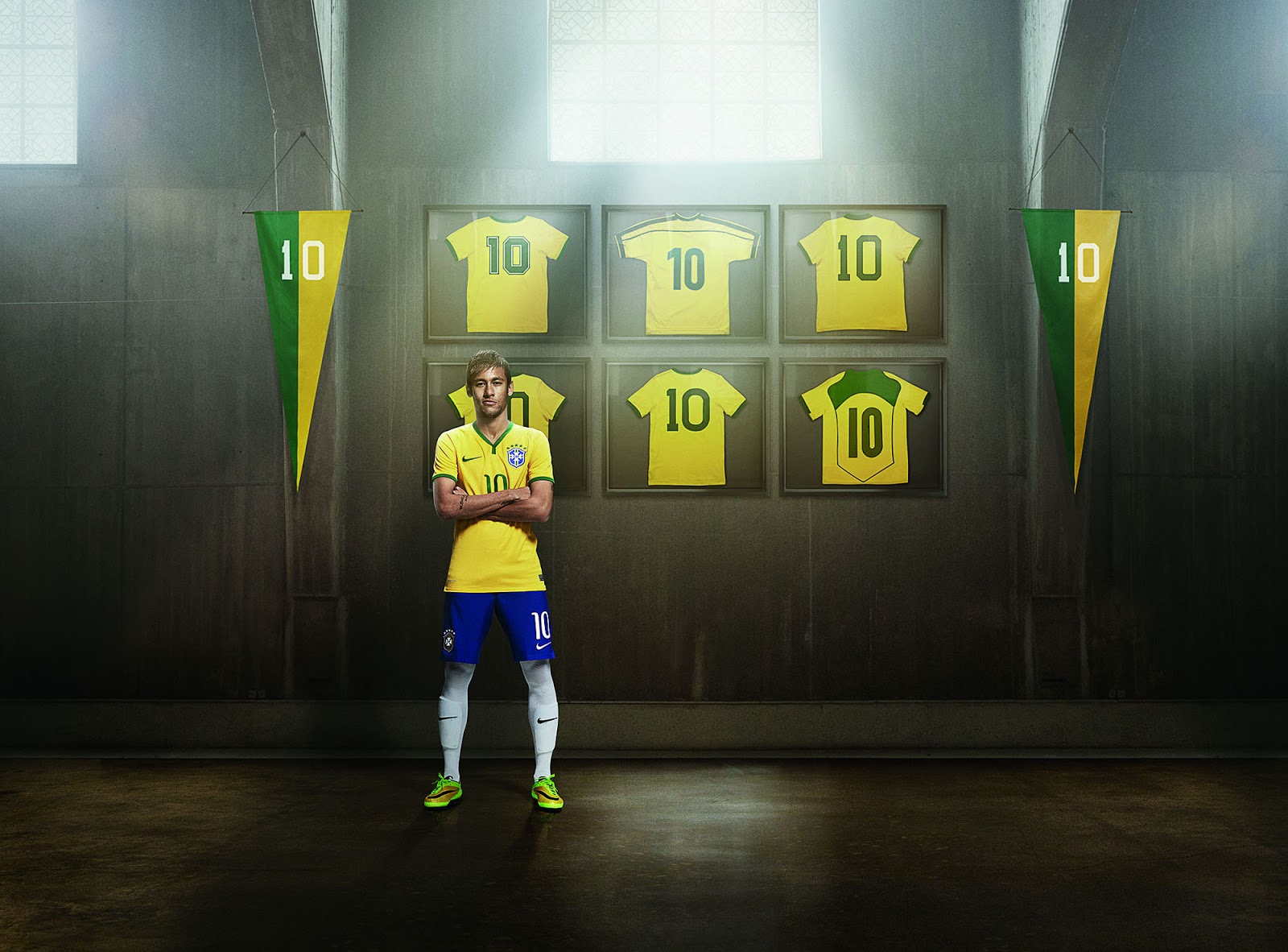 Nike Risk Everything Campaign (2) Neymar