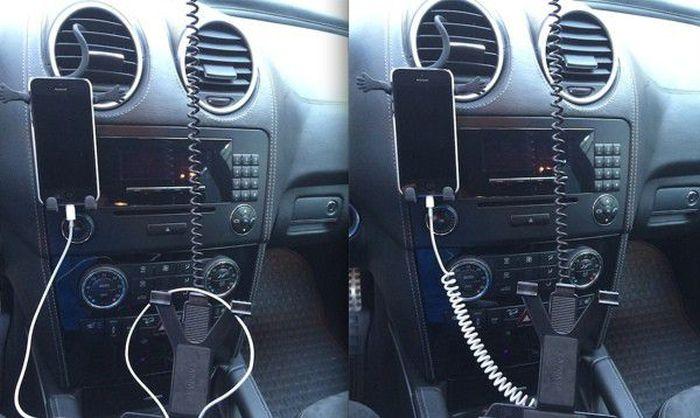 Майсторе: Направи си къдрав кабел за iPhone (СНИМКИ)
