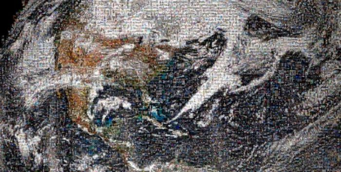 NASA сглоби Световно селфи от 36 хил. снимки