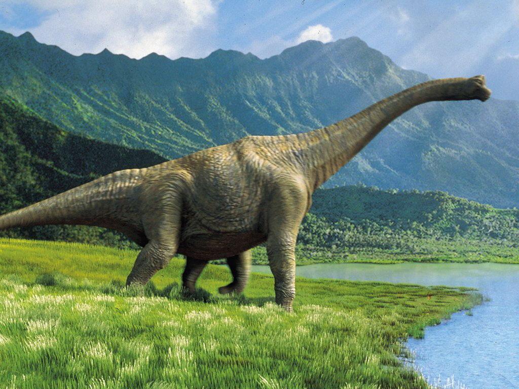 Как да си направим динозавър