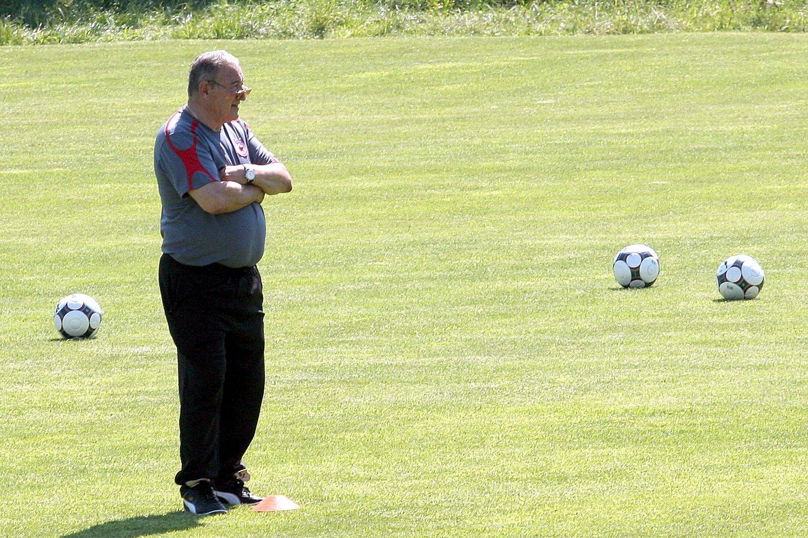 Чичо Пенчо за старта на националите в квалификациите