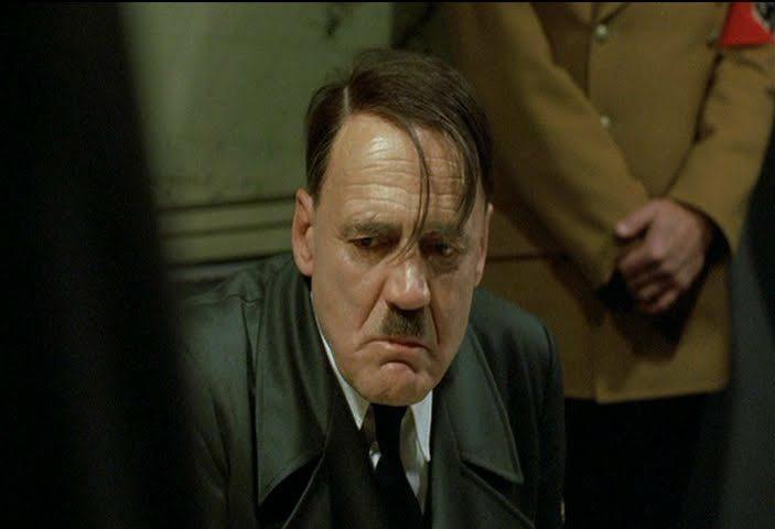 Хитлер беснее, че Левски ще играе във втората шестица (ВИДЕО)