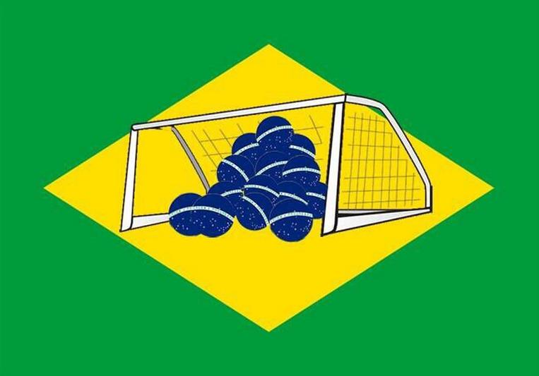 """""""Гледах по*но с баща ми"""" и още лафове за мача Бразилия – Германия"""