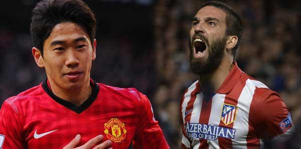 Манчестър Юнайтед дава Кагава за Арда Туран?
