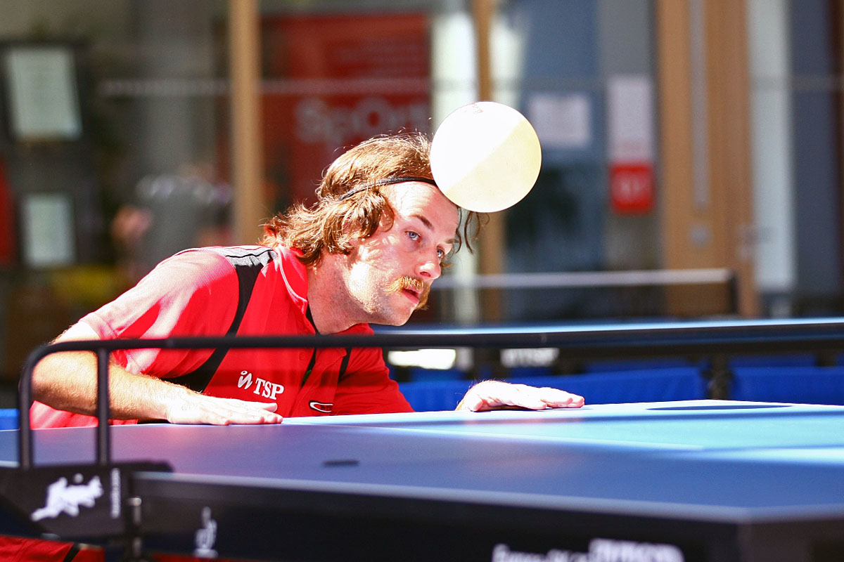 Немски грозник създаде игра хибрид между футбол и тенис на маса (ВИДЕО)