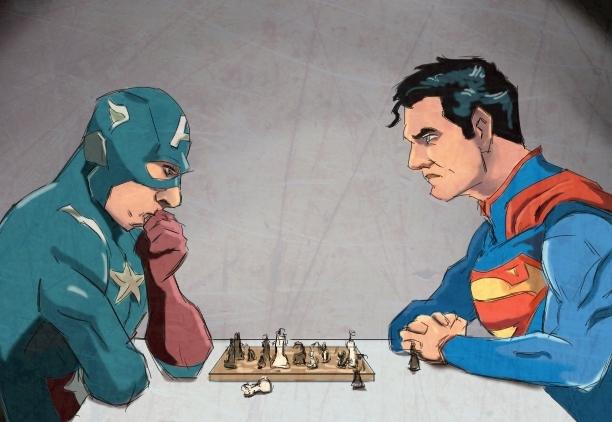 superman_vs_captain_america_by_samuraiminister-d52z39e