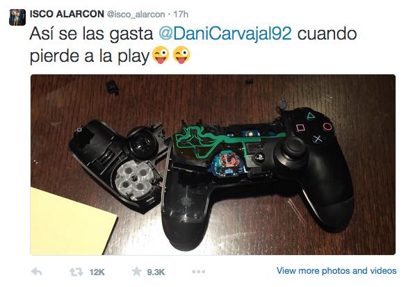 В Реал Мадрид чупят джойстици от яд, когато падат на FIFA