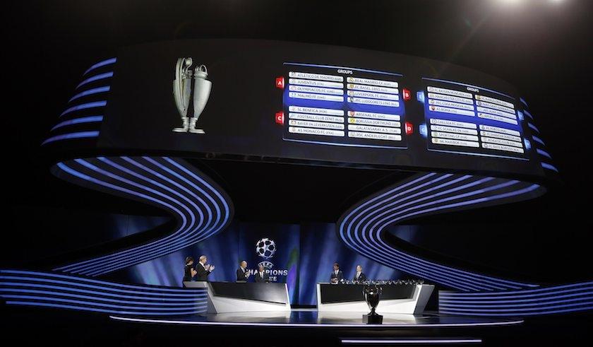 Жребият за 1/8-финалите в Шампионската лига: Меси срещу Неймар