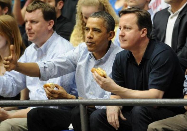 """Първо в Брато.бг: Обама се обръща към Дейвид Камерън с """"брато"""""""