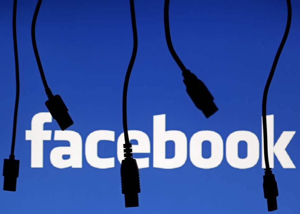 Eй, Марк, какво става с Фейсбук?
